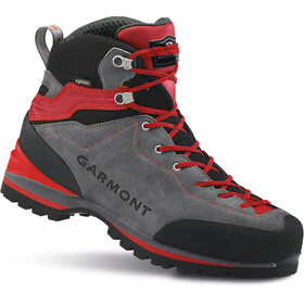 Garmont Ascent GTX Boots Men, grey/red